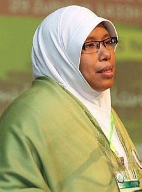 Siti Zailah Md Yusof