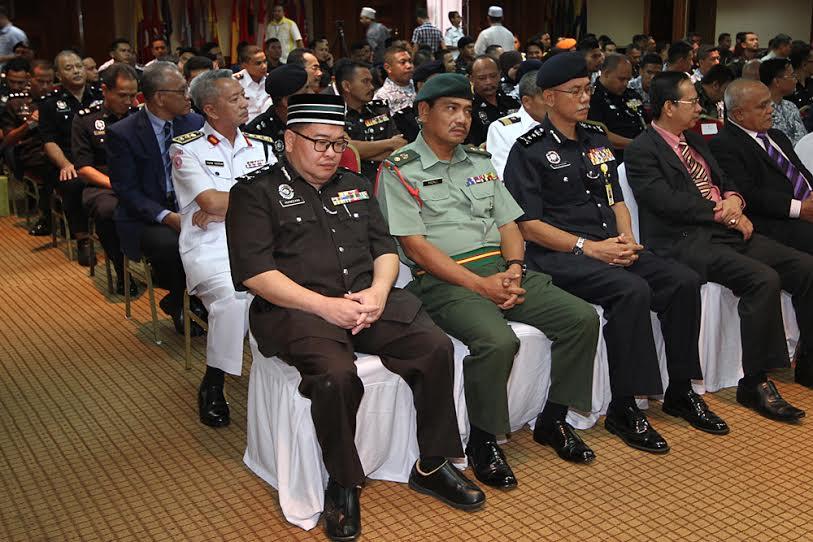 Pasukan keselamatan
