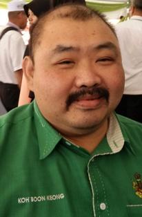 Koh Boon Keong