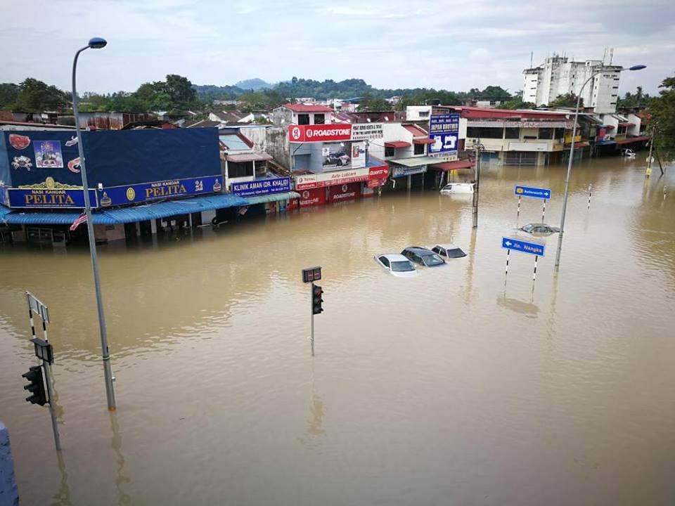 Iktibar Daripada Peristiwa Banjir