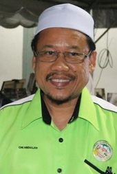 Dato Che Abdullah b Mat Nawi