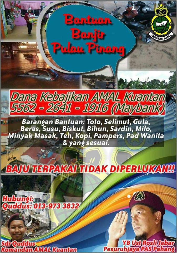 Pahang bantu Penang