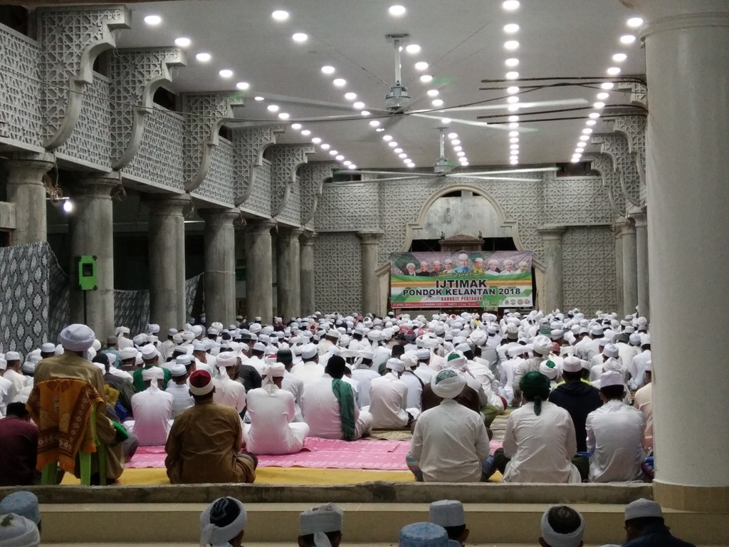 Ijtimak Pondok masjid