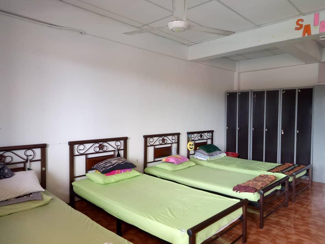 2. bilik asrama