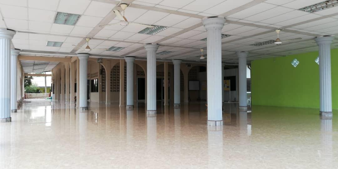 nur 6 ruang masjid