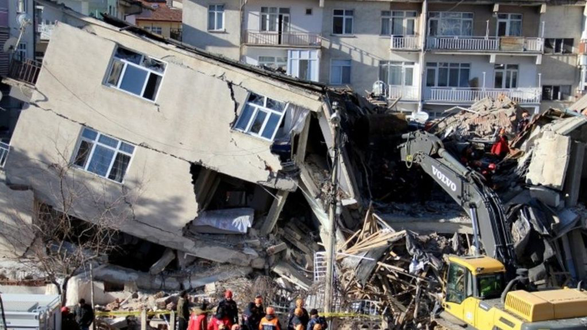 Turkey: Death toll from earthquake rises to 25