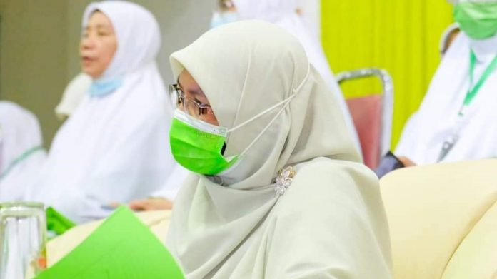 Jawatan bertaraf menteri bukan satu sogokan, kata Muslimat Pas